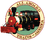 Trains Of America Logo